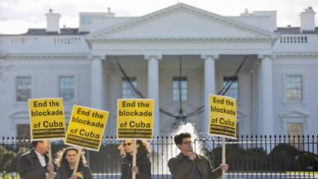 End Blockade of Cuba