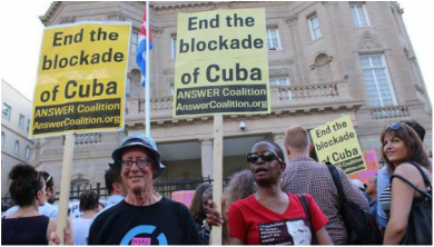Cuban Embassy in US